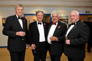 Charity Launch Dinner Nov 2012